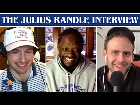 Julius Randle on The Thriving New York Knicks and What He Learned From Playing w Kobe JJ Redick