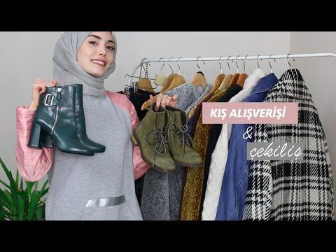 Kış Alışverişi | Kıyafet, Ayakkabı, Aksesuar | Çekiliş