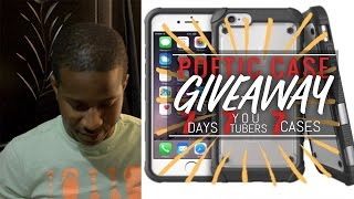 Poetic Cases: 7 Days 7 Youtubers 7 Cases International Giveaway [ENDED]