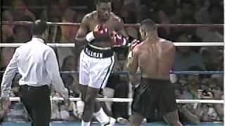 Mike Tyson V Henry Tillman 16/6/90 Full Fight High Quality