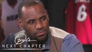 LeBron James Responds to Dan Gilbert's Criticism | Oprah's Next Chapter | Oprah Winfrey Network