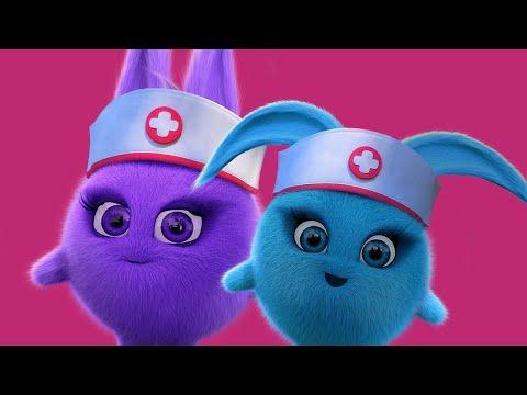 Xxx Mp4 Cartoons For Children SUNNY BUNNIES DOCTER AND NURSE Funny Cartoons For Children 3gp Sex