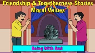Being With God | Moral Values For Kids | Moral Stories For Children HD