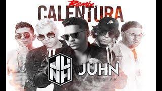 "Juhn ""Calentura Remix"" x Noriel, Lenny Tavarez, JonZ, Miky Woodz [Audio Cover]"