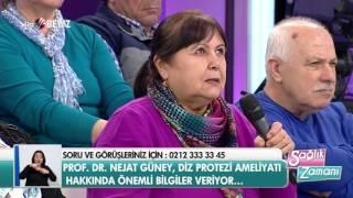 Prof. Dr. Nejat Güney - Beyaz Tv Sağlık Zamanı - 25.03.2017