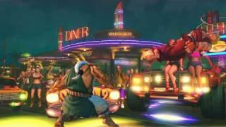 Street Fighter 4 Sheng Long Now Real - SFIV Gouken