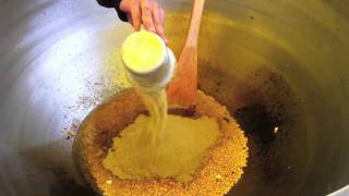 Monster Caramel,Kettle corn Popper Greg W Sweet & George