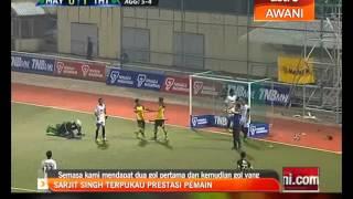 Hoki Piala TNB: Sarjit Singh terpukau prestasi pemain