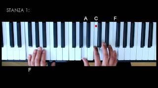 A THOUSAND YEARS piano tutorial - Christina Perri