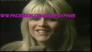 Samantha Fox - I Promise You (Get Ready)