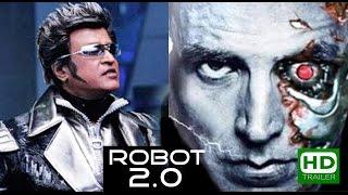 ROBOT 2  Trailer 2016   Rajinikanth   Akshay Kumar   Amy Jackson