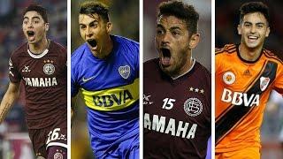 Mejores Extremos Fútbol Argentino | 2016/2017 | Mejores Goles, Asistencias Y Jugadas