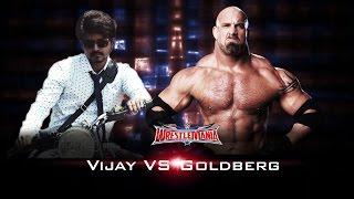 Bairavaa Vijay VS Goldberg - 1-vs-1 Extreme Rules Match