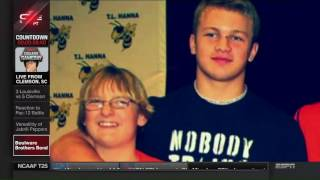 Marty Smith Boulware Family Feature on SportsCenter