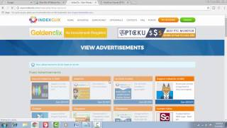 $1to $100 Earning Parday | register Indexclix Bangla Tutorial