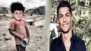 10 لاعبين كرة قدم ولدوا فقراء وأصبحوا من أصحاب الملايين ..!