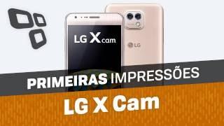 Smartphone LG X Cam - Primeiras Impressões - TecMundo