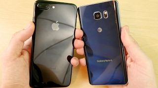 iPhone 7 plus vs Galaxy Note 5?