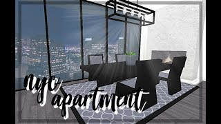 Roblox | Bloxburg: Modern NYC Apartment