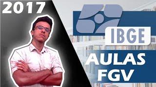 Concurso IBGE 2016 (CESGRANRIO) /Aula 1 ( Lógica )/MATEMÁTICA /  Raciocínio lógico / Concursos