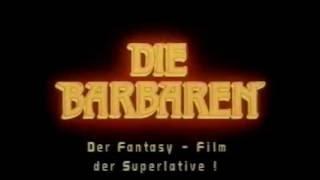 DIE BARBAREN (1987)   Deutscher Trailer