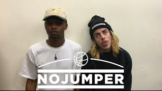 No Jumper - The Rob $tone Interview