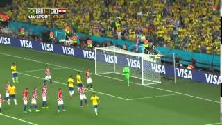 FIFA World Cup 2014   Brazil vs  Croatia