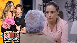 ¡Blanquita explota en contra de Eugenio! | Mi marido tiene más familia - Televisa