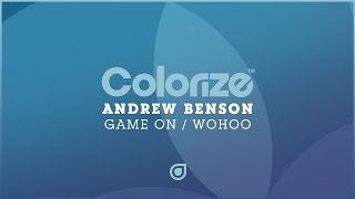 Andrew Benson - Wohoo [OUT NOW]
