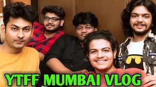 YTFF Mumbai Vlog   Behind The Scenes With Gareeb, Dynamo, Roasting Guru, Alpha   Neon Man 360 Vlogs