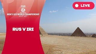 RUS vs IRI - 2017 FIVB Men