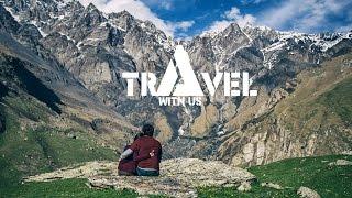 TRAVEL With Us - Kazbegi; Georgia | იმოგზაურე ჩვენთან ერთად - ყაზბეგი; საქართველო  ©