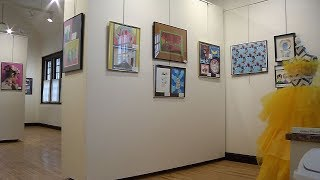 Weekend Showcase:  Students Exhibit Impressive Art Skills