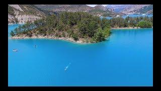 PACA (Provence-Alpes-Côte d'Azur) by drone