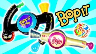 Weird & Crazy Bop It Toys