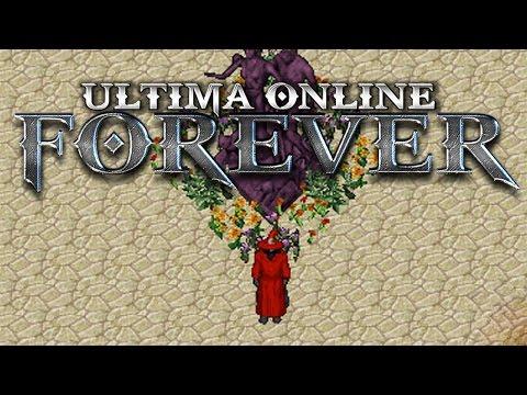 Ultima Online Forever Pt. 1 - Atomsk of Trinsic