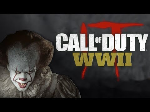 Xxx Mp4 PENNYWISE VOICE TROLLING ON CALL OF DUTY WW2 3gp Sex