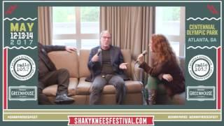 Wendy Rollins of Radio 105.7 Interviews The Pixies