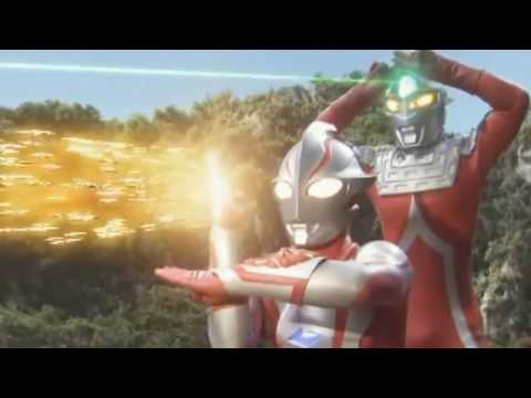 Ultraseven e Ultraman ウルトラマン