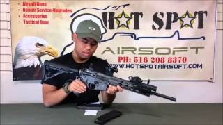 Hot Spot Airsoft: HSA Fight Club Custom JACK PTW