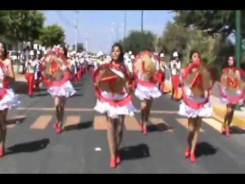 Desfile 20 Aniversario Centro escolar Gral. Emiliano Zapata Chiautla de Tapia Puebla.