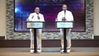Tamil Christian Worship Ps Gabriel Thomasraj