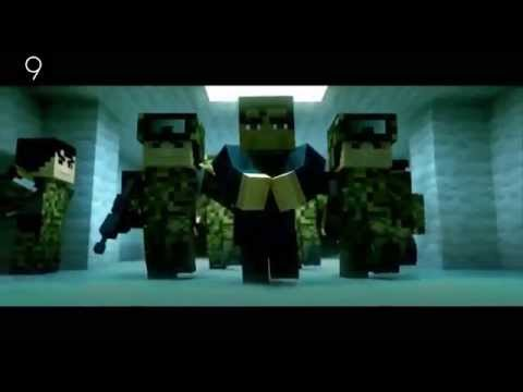 Best Minecraft Animations of May 2014 HD Top 10 Funny Minecraft Animation videos