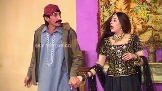 House Full Iftikhar Thakur New Pakistani Stage Drama Comedy Funny Play
