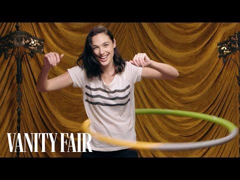 Xxx Mp4 Gal Gadot Shows Off Her Hula Hooping Skills Secret Talent Theatre Vanity Fair 3gp Sex