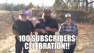 100 Subscribers Celebration!