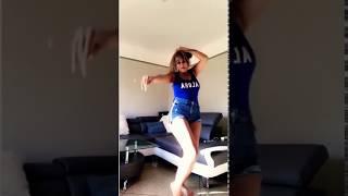 رقص مصري منزلي، سنيوريتا