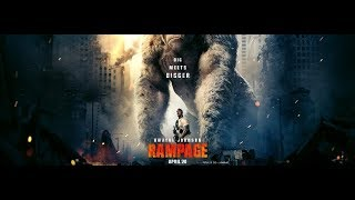 RAMPAGE Official Trailer #2 2018 Dwayne Johnson Monster Movie HD