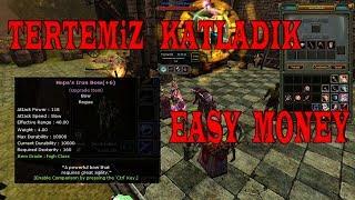 Knight Online Efsane Para Katlama Yöntemi (Upgrade)