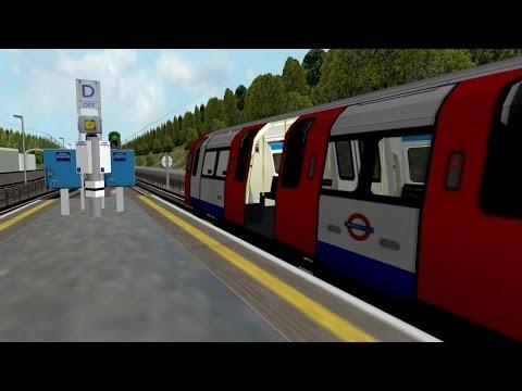 BVE Jubilee Line